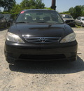 toyota camry le black