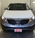 kia sportage 2012 mineral silver suv lx gasoline 4 cylinders front wheel drive automatic 44060