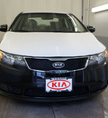 kia forte 2012 ebony black sedan ex gasoline 4 cylinders front wheel drive automatic 44060