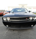 dodge challenger 2012 black coupe rt gasoline 8 cylinders rear wheel drive automatic 60915