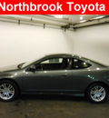 acura rsx 2005 lt  green hatchback gasoline 4 cylinders front wheel drive automatic 60062