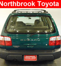 subaru forester 2001 green suv l gasoline 4 cylinders all whee drive 5 speed manual 60062