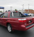 subaru baja 2005 red sport gasoline 4 cylinders all whee drive automatic 45324