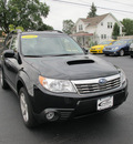 subaru forester 2009 black suv 2 5 xt limited gasoline 4 cylinders all whee drive automatic 45324