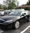 chrysler 200 2012 black sedan s flex fuel 6 cylinders front wheel drive automatic 07730