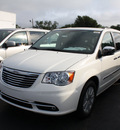 chrysler town and country 2012 white van touring l flex fuel 6 cylinders front wheel drive automatic 07730