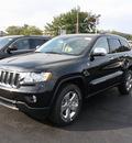 jeep grand cherokee 2012 black suv limited gasoline 8 cylinders 4 wheel drive automatic 07730