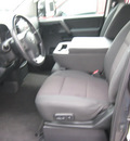 nissan titan 2008 dk  gray se ffv flex fuel 8 cylinders 4 wheel drive automatic 45840