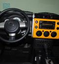 toyota fj cruiser 2008 yellow suv 2wd gasoline 6 cylinders 2 wheel drive automatic 91731