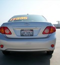 toyota corolla 2010 silver sedan le gasoline 4 cylinders front wheel drive automatic 90241