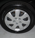 toyota yaris 2008 black sedan gasoline 4 cylinders front wheel drive automatic 91731