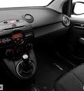 mazda mazda2 2011 green hatchback sport gasoline 4 cylinders front wheel drive automatic 07702