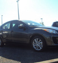 mazda mazda3 2012 graphite sedan tour gasoline 4 cylinders front wheel drive automatic 32901