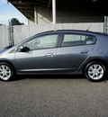honda insight 2010 dk  gray hatchback ex hybrid hybrid 4 cylinders front wheel drive automatic 98371