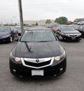 acura tsx 2010 black sedan gasoline 4 cylinders front wheel drive automatic with overdrive 60462