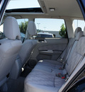 subaru forester 2010 dk  gray suv 2 5x premium gasoline 4 cylinders all whee drive automatic 98371