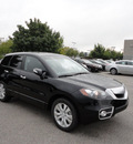 acura rdx 2012 crystal black pearl suv sh tech awd gasoline 4 cylinders all whee drive automatic with overdrive 60462