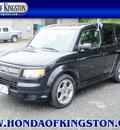 honda element 2007 black suv sc gasoline 4 cylinders front wheel drive 5 speed manual 12401