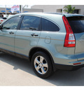 honda cr v 2010 lt  green suv lx gasoline 4 cylinders front wheel drive automatic with overdrive 77065