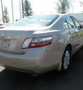 toyota camry hybrid 2007 gold sedan camry hybrid 4 cylinders front wheel drive automatic 34788