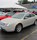 mercury milan 2010 tan sedan premier flex fuel 6 cylinders front wheel drive automatic 13502