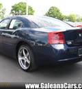 dodge charger 2006 dk  blue sedan se gasoline 6 cylinders rear wheel drive automatic 33912