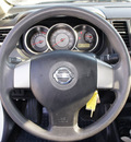 nissan versa 2007 white sedan 1 8 s gasoline 4 cylinders front wheel drive automatic with overdrive 76018