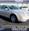 mercury milan 2010 gray sedan premier 4dr flex fuel 6 cylinders front wheel drive automatic 56301