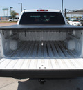 gmc sierra 1500 2009 white sle xfe flex fuel 8 cylinders 2 wheel drive automatic 76087