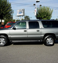 chevrolet suburban 2001 dk  gray suv 1500 lt gasoline 8 cylinders 4 wheel drive automatic 98371