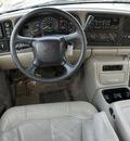 chevrolet suburban 2001 dk  gray suv 1500 lt gasoline 8 cylinders 4 wheel drive automatic 98371