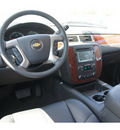 chevrolet silverado 1500 2011 black flex fuel 8 cylinders 2 wheel drive 6 spd auto whls,4 20  x 8 77090