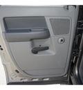 dodge ram pickup 3500 2009 dk  gray laramie diesel 6 cylinders 4 wheel drive automatic 77388