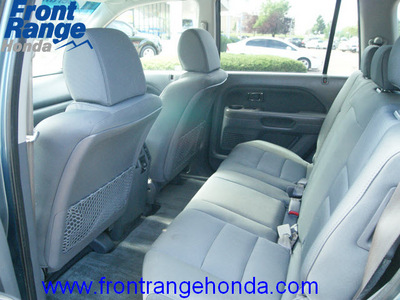 honda pilot 2008 steel blue suv vp gasoline 6 cylinders 4 wheel drive automatic 80910