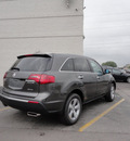 acura mdx 2011 dk  gray suv tech ent gasoline 6 cylinders all whee drive automatic with overdrive 60462