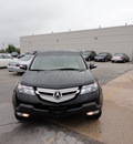 acura mdx 2009 black suv awd gasoline 6 cylinders all whee drive automatic with overdrive 60462