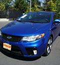 kia forte koup 2010 blue coupe sx gasoline 4 cylinders front wheel drive 6 speed manual 98371