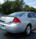 chevrolet impala 2011 silver sedan lt fleet flex fuel 6 cylinders front wheel drive automatic 27330
