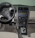 toyota corolla 2010 tan sedan gasoline 4 cylinders front wheel drive automatic 91731