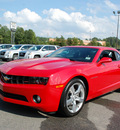 chevrolet camaro 2012 red coupe lt gasoline 6 cylinders rear wheel drive automatic 27330