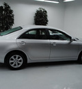 toyota camry 2010 silver sedan le 4 cylinders front wheel drive automatic 91731