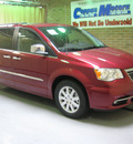 chrysler town and country 2012 cherry van touring l flex fuel 6 cylinders front wheel drive automatic 44883
