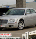 chrysler 300c 2007 silver sedan gasoline 8 cylinders rear wheel drive automatic 62034