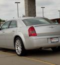 chrysler 300c 2007 silver sedan gasoline 8 cylinders rear wheel drive automatic 62034