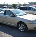 lincoln mkz 2008 beige sedan gasoline 6 cylinders all whee drive automatic 07060