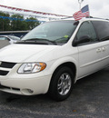 dodge grand caravan 2002 white van sport flex fuel 6 cylinders front wheel drive automatic 45840