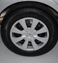 toyota corolla 2010 silver sedan le gasoline 4 cylinders front wheel drive automatic 91731