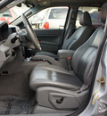 jeep grand cherokee 2006 silver suv limited gasoline 8 cylinders 4 wheel drive automatic 98371
