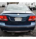 saab 9 3 2006 blue sedan aero gasoline 6 cylinders front wheel drive automatic 08812
