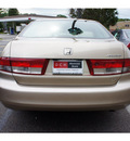 honda accord 2004 beige sedan lx gasoline 4 cylinders front wheel drive automatic 07044